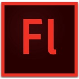 ADOBE Flash Professional Creative Cloud - 1 Year - Software Animation / 3d Licensing